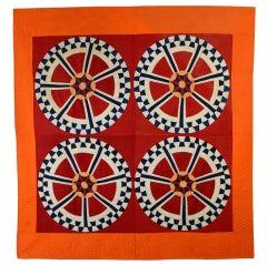Original Pattern Dynamic Quilt