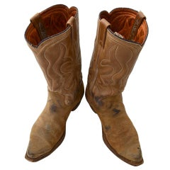 Roy Rogers Cowboy Boots