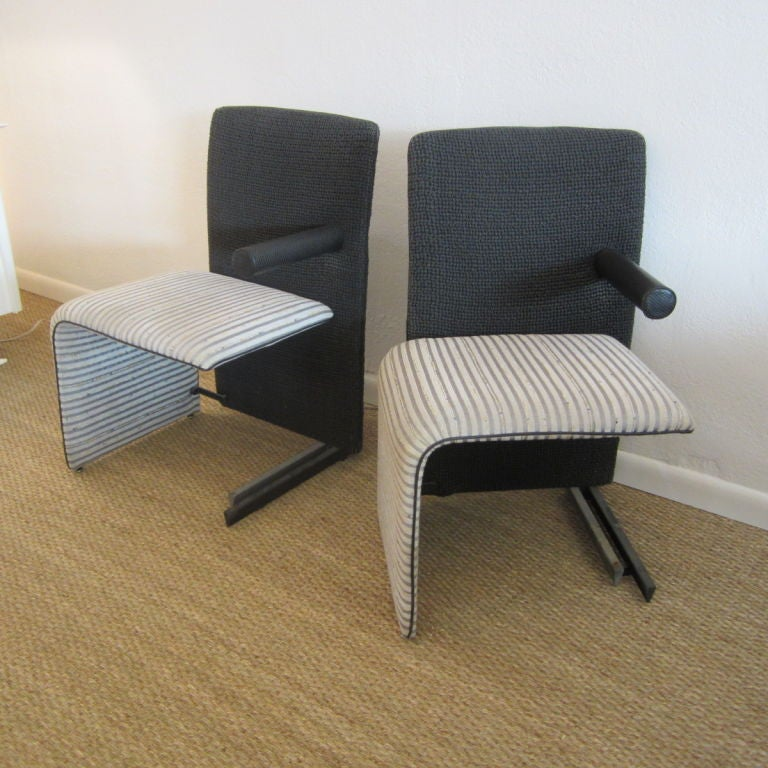 Onda Chair And Ottoman In Missoni Fabric By Giovanni: Saporiti Chairs At 1stdibs