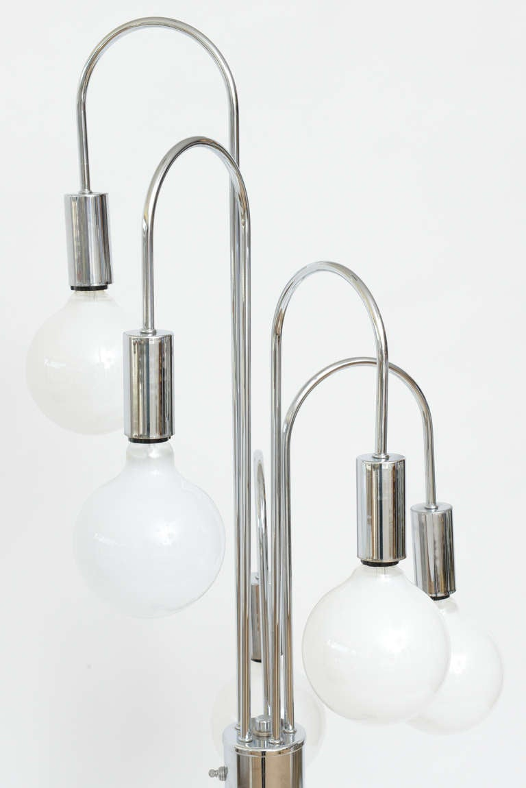 this chrome multi arm floor lamp is no longer available. Black Bedroom Furniture Sets. Home Design Ideas