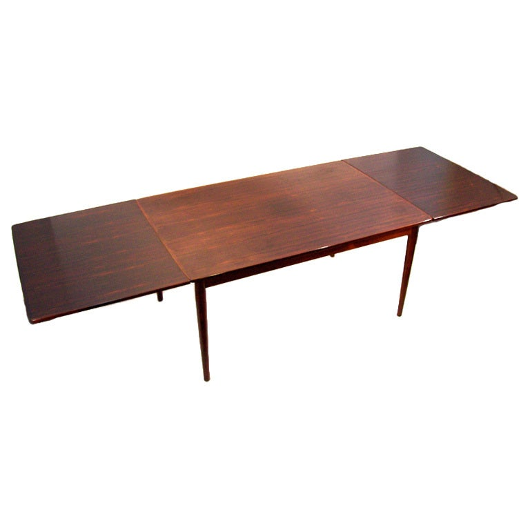 Arne Vodder Rosewood Dining Table at 1stdibs : XXX916913331250801 from www.1stdibs.com size 768 x 768 jpeg 24kB