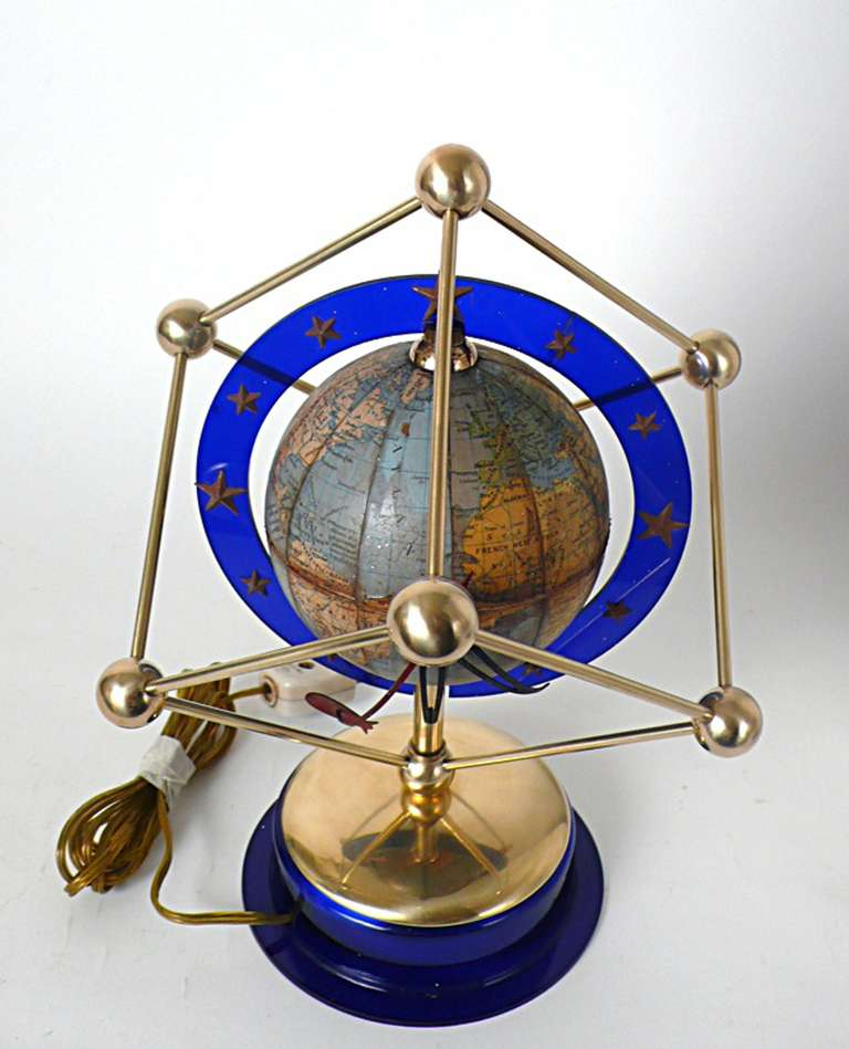 An unusual holland clock globe for sale at 1stdibs Unusual clocks for sale