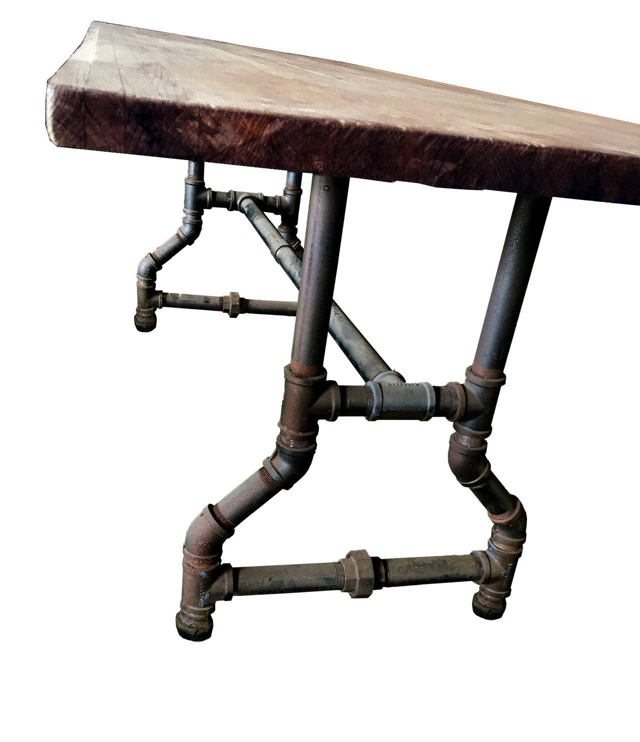 unusual rectangular industrial dining table for sale at find 5 unique wood dining tables interior decoration