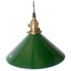 Unusual Industrial Swinging Lamps