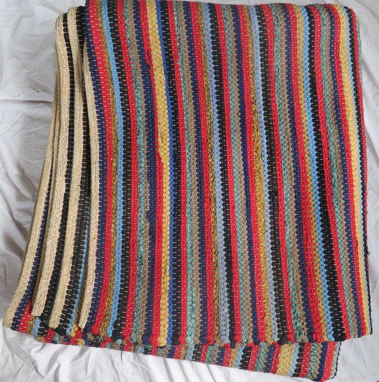 Rag Rug Prices: Room Size Rag Rug At 1stdibs