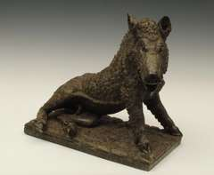 Il Porcellion or The florentine boar