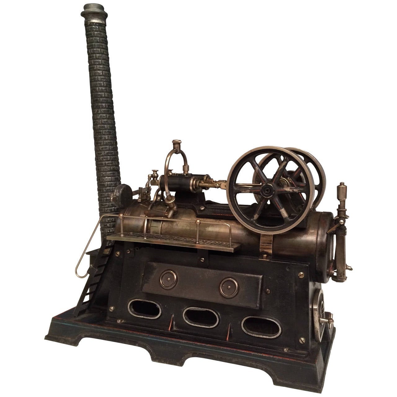 Live Steam Model