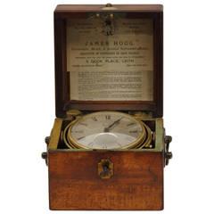 Arnold and Dent Marine Chronometer