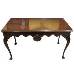 An Irish 18th Century Side Table