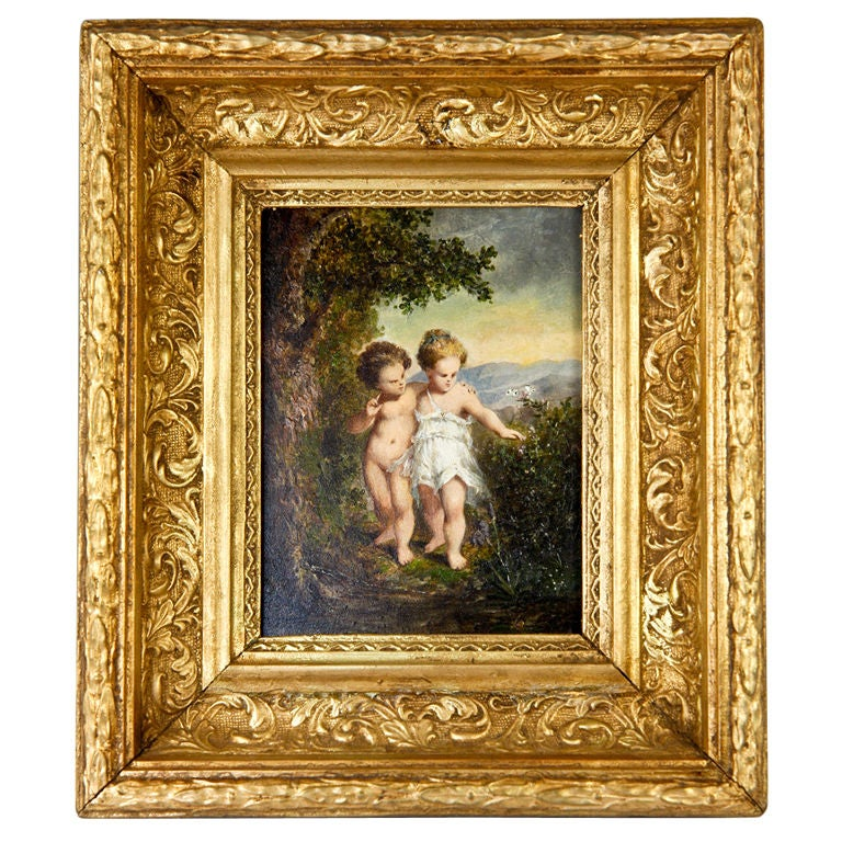 Attach Canvas To Frame