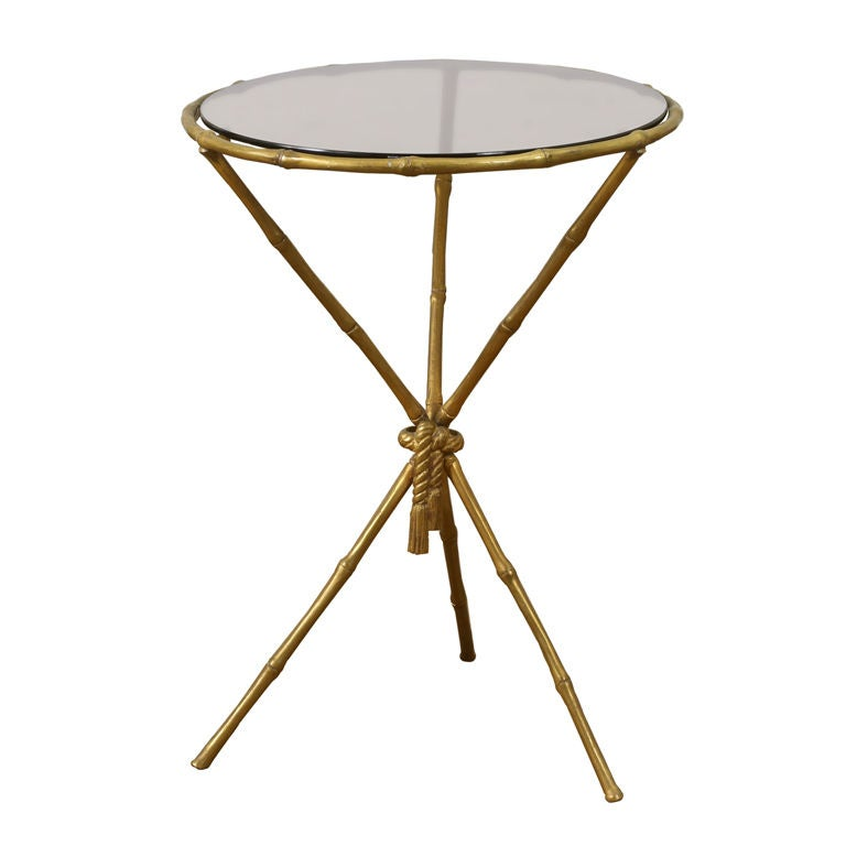 French Brass Tripod Gueridon at 1stdibs : XXX918313231758981 from 1stdibs.com size 768 x 768 jpeg 28kB