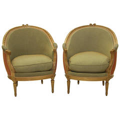 Vintage Chairs from Hotel Lotti, Paris, France