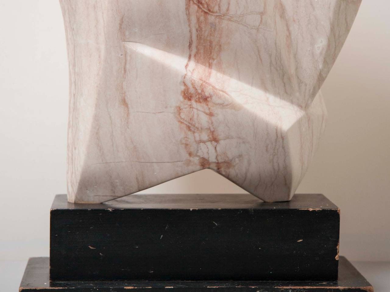 Abstract Marble Sculpture by Emile Gilioli For Sale 2