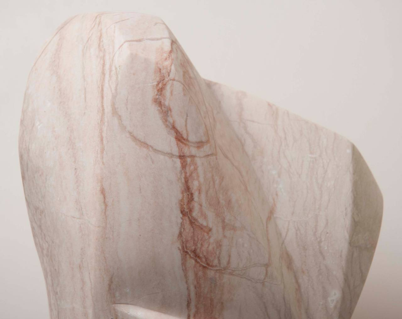 Abstract Marble Sculpture by Emile Gilioli For Sale 3