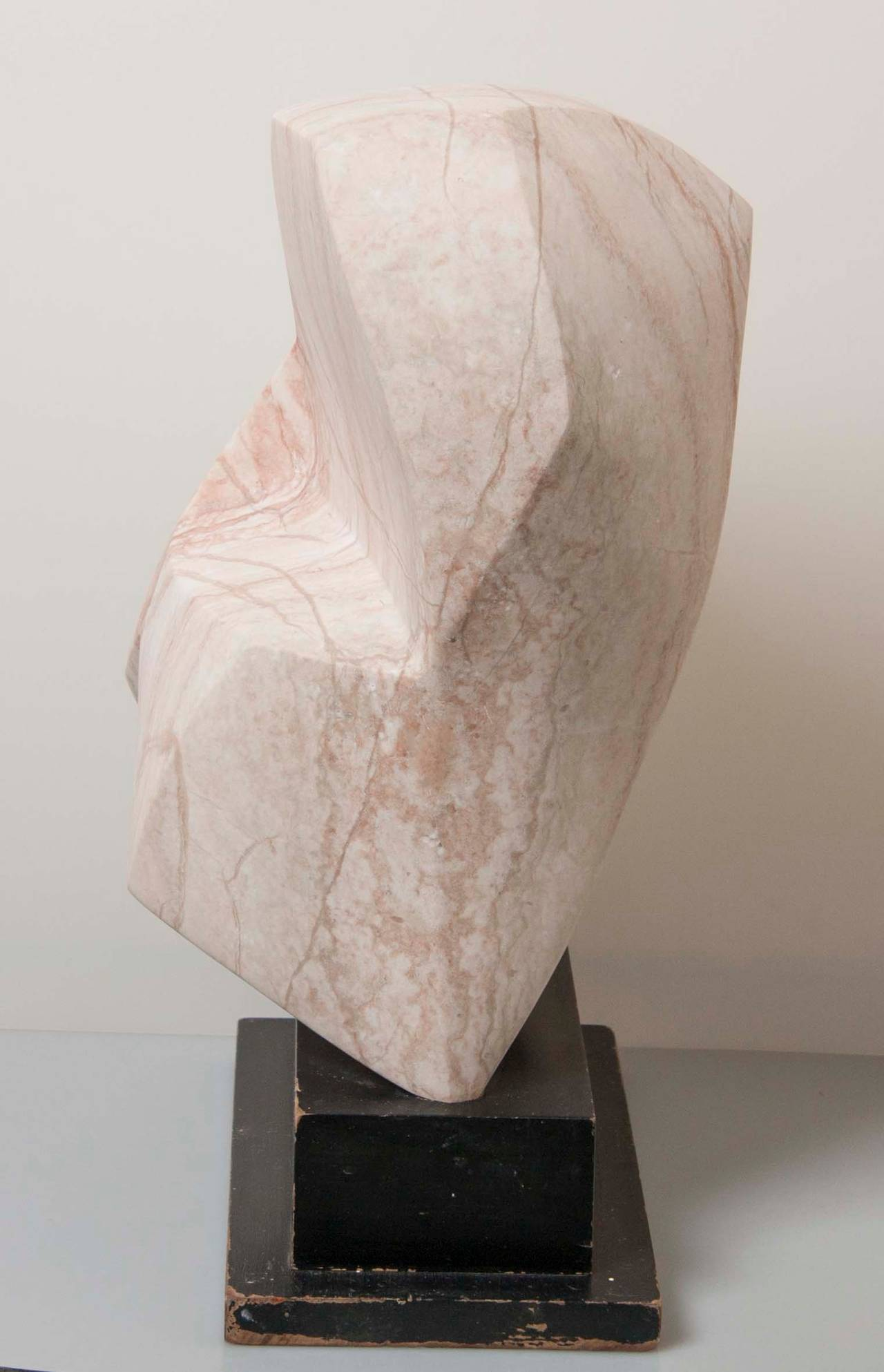Abstract Marble Sculpture by Emile Gilioli For Sale 5