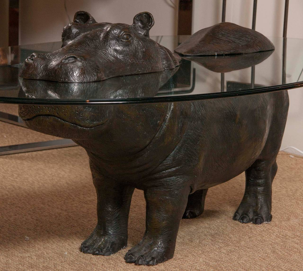 Hippo Table By Mark Stoddart For Sale At 1stdibs