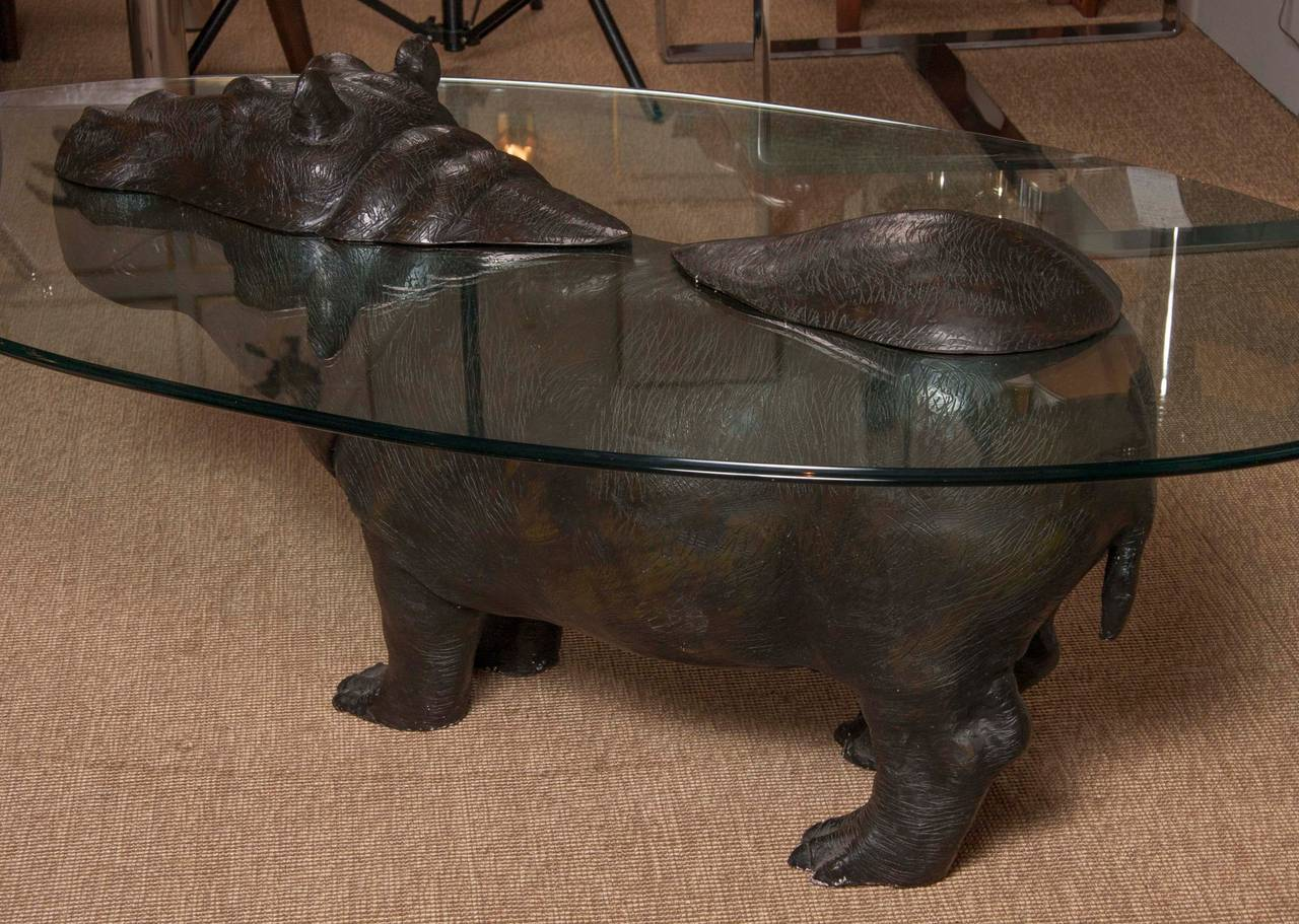 Hippo Table By Mark Stoddart For Sale At Stdibs - Hippo coffee table