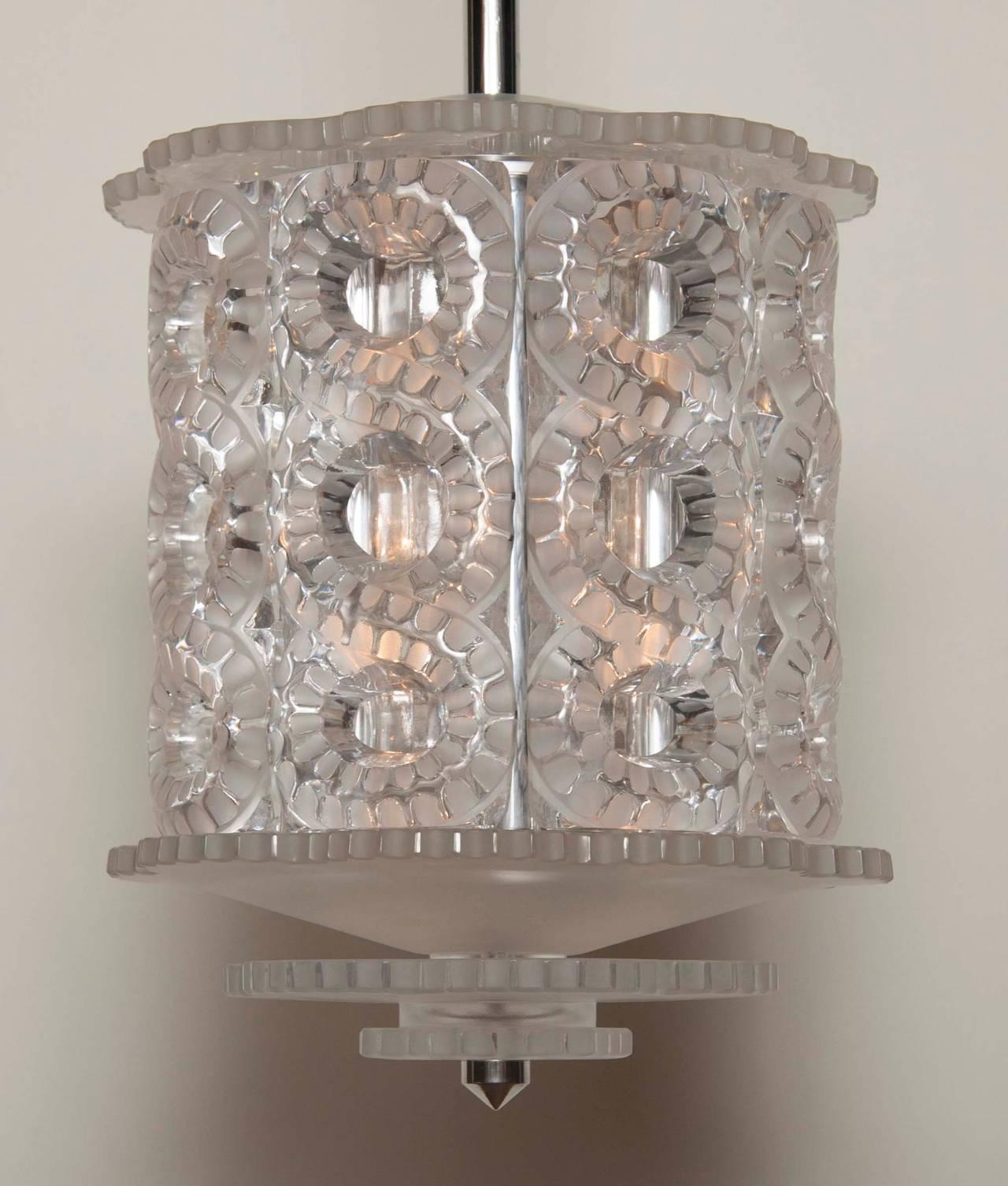 Chrome Lalique