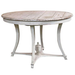 Gustavian Centre Table