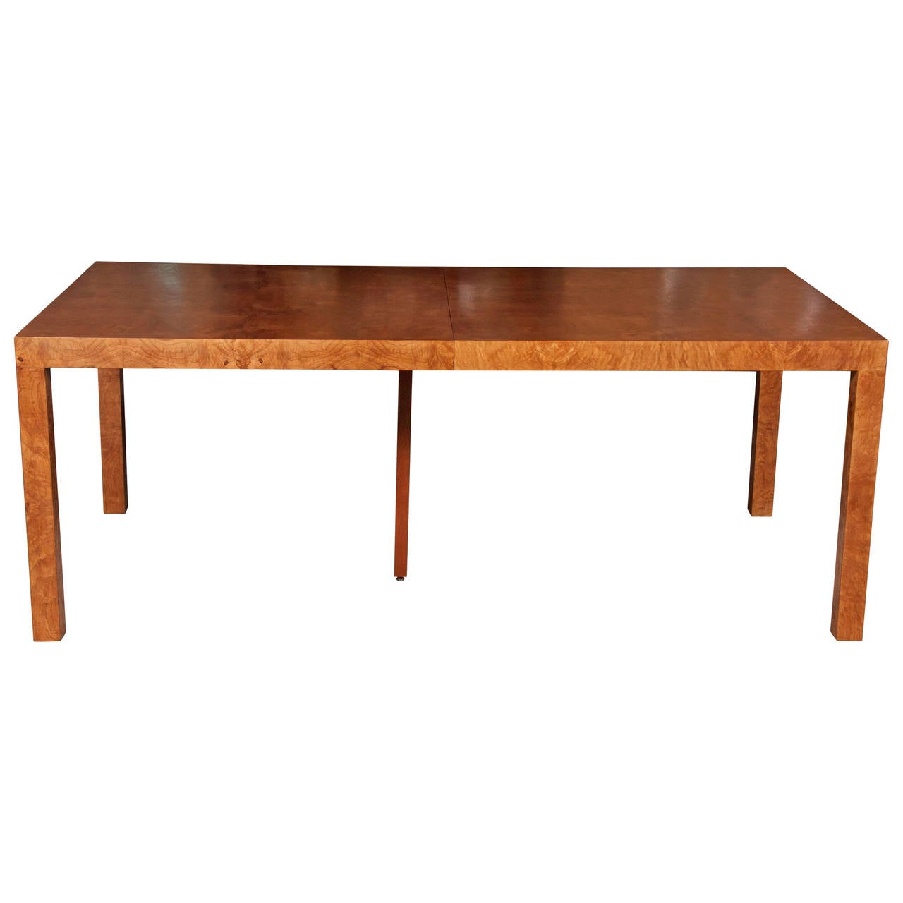 Parsons Dining Table Designed By Milo Baughman For Directional At