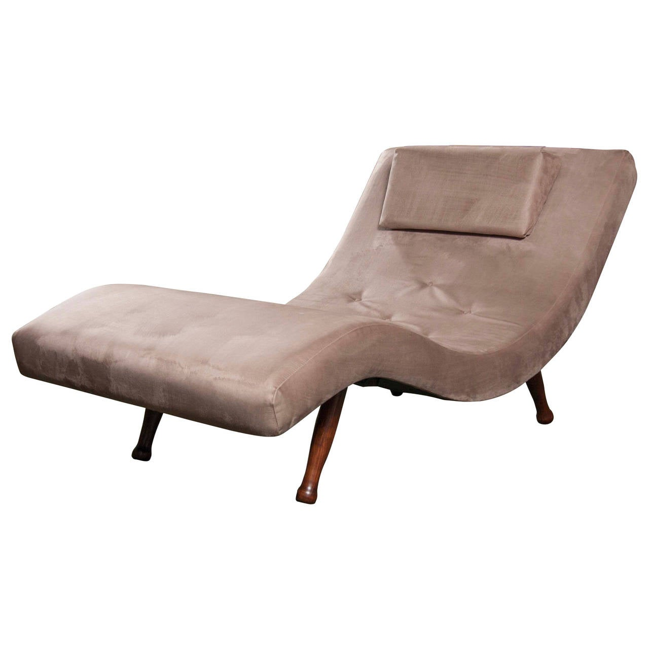 Chaise longue by adrian pearsall for sale at 1stdibs for Chaise longue furniture