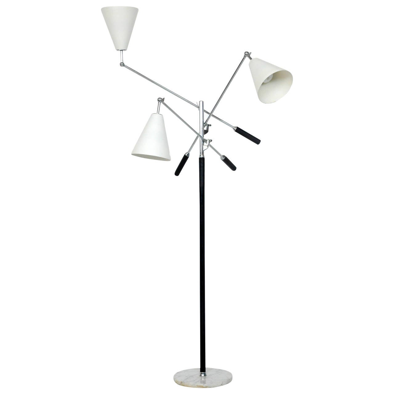 "Italian ""Triennale"" Floor Lamp For Sale"