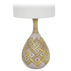 Guido Gambone Lamp