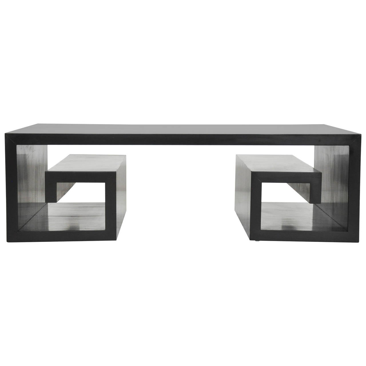 Early Paul Frankl Greek Key Coffee Table For Sale At 1stdibs