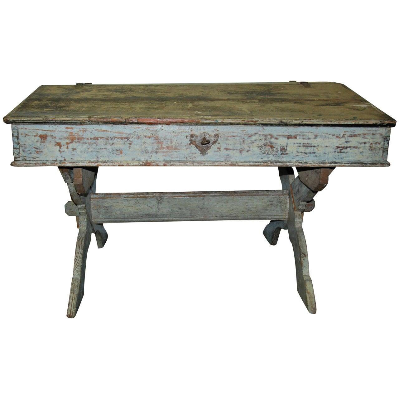 Swedish Partner's Desk