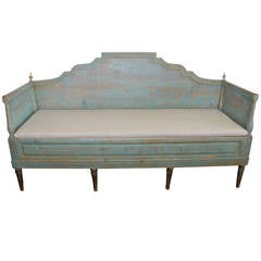 Swedish Gustavian Sofa