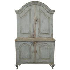 Swedish Rococo Cupboard