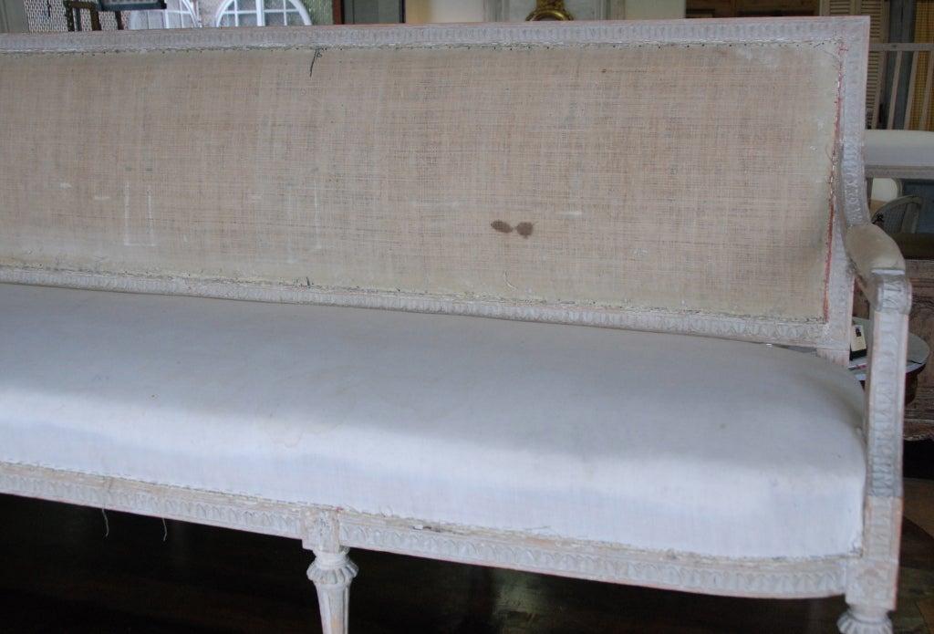 Swedish canape sofa at 1stdibs - Canape original colore ...