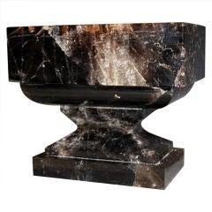 Smoke Rock Crystal Quartz Centerpiece