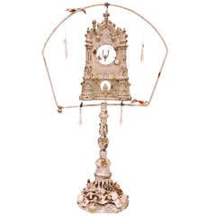 """Inspirational Assemblage Sculpture Titled """"Wish"""""""