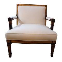Empire Throne Chair