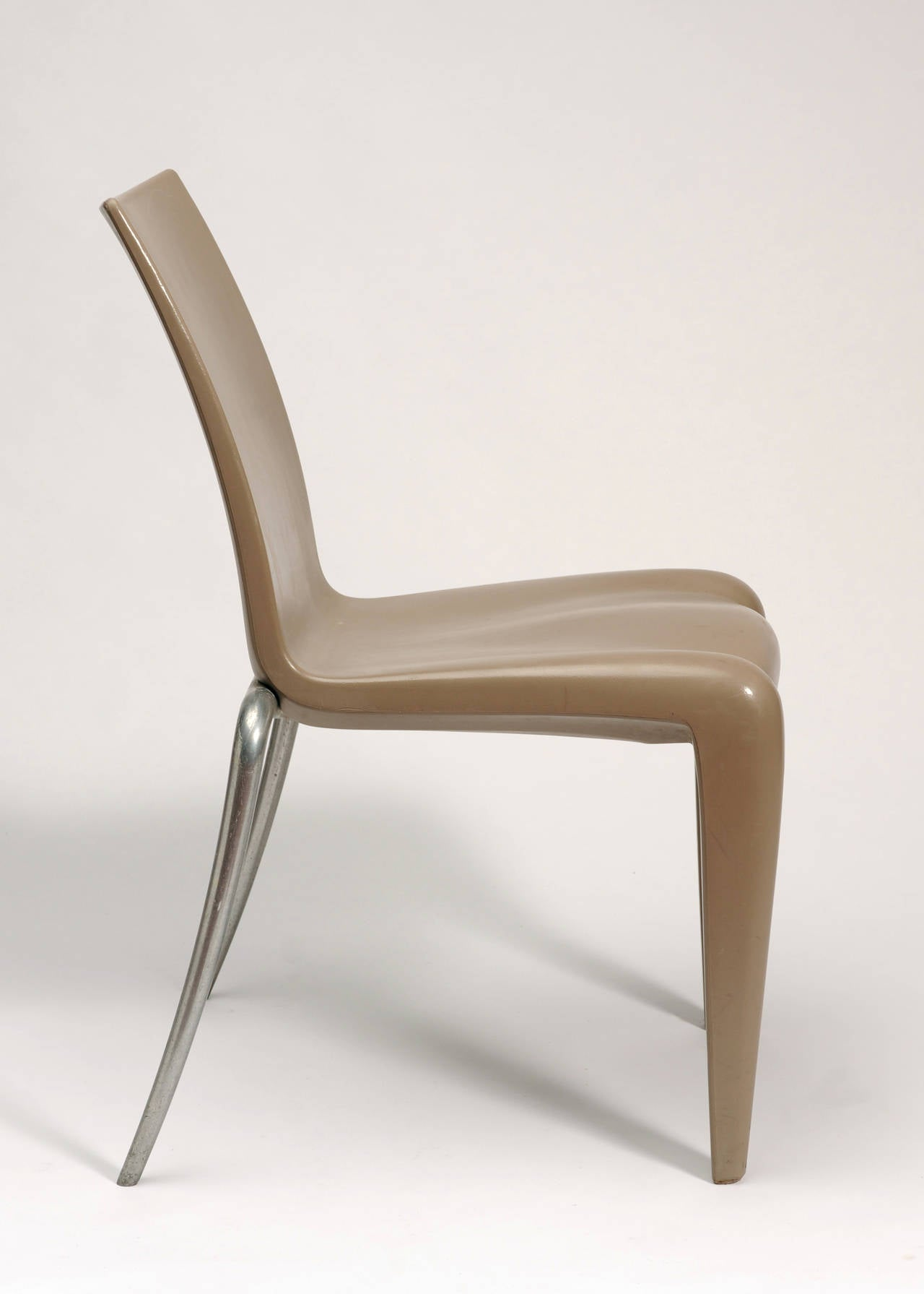 Set of eight philippe starck louis 20 chairs at 1stdibs - Chaises philippe starck ...