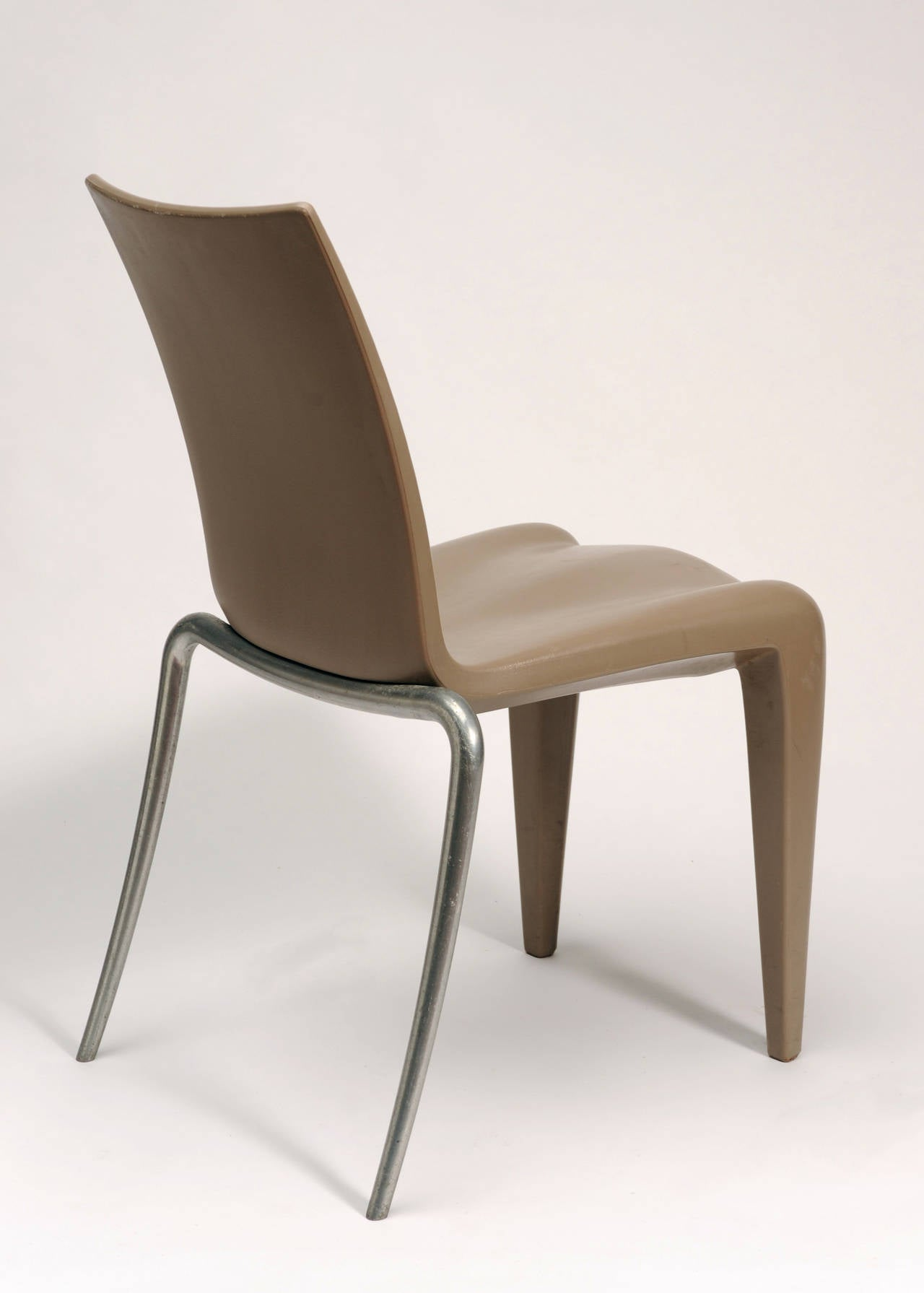 Set Of Eight Philippe Starck Louis Xx Chairs For Sale At