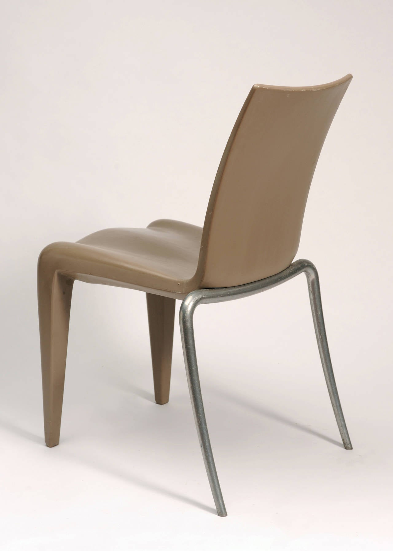 set of eight philippe starck louis xx chairs for sale at 1stdibs. Black Bedroom Furniture Sets. Home Design Ideas