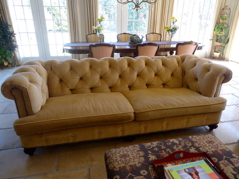 Bought As Custom Sofas From Avery Boardman, NYC, These Are Top Of The Line