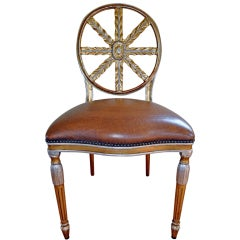 Maitland Smith Magnificent Regency Accent Chair