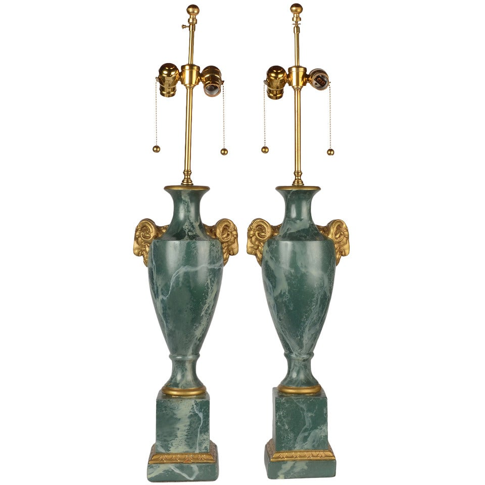 hollywood regency lighting. pair of hollywood regency mario buatta for frederick cooper lamps 1 lighting o