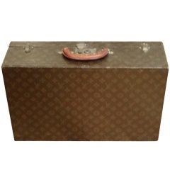 Original Vintage Louis Vuitton Suitcase