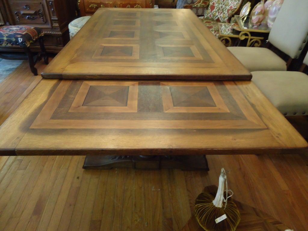 Antique French Refectory Dining Table At 1stdibs