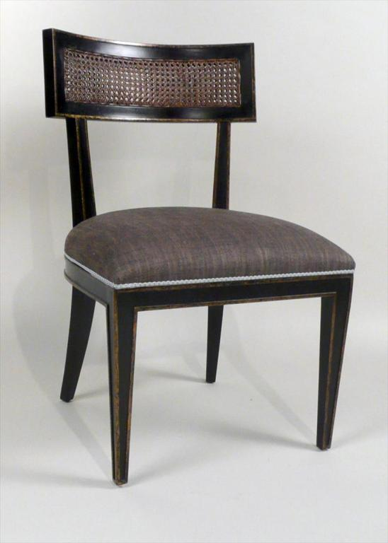 12 Klismos Dining Chairs At 1stdibs