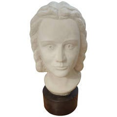 Early 20th Century Marble Bust