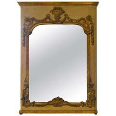 Magnificent French Louis XVI Mirror