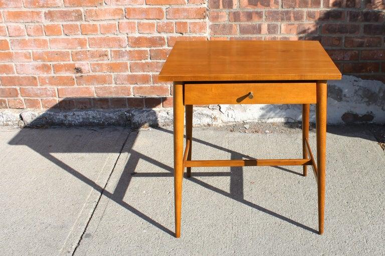 Paul McCobb Planner Group side table c. 1950's