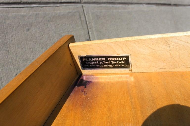 Paul McCobb Planner Group Side Table For Sale 2