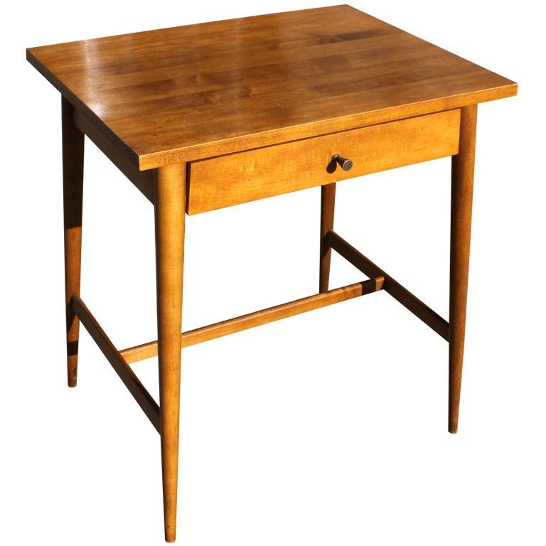 Paul McCobb Planner Group Side Table For Sale