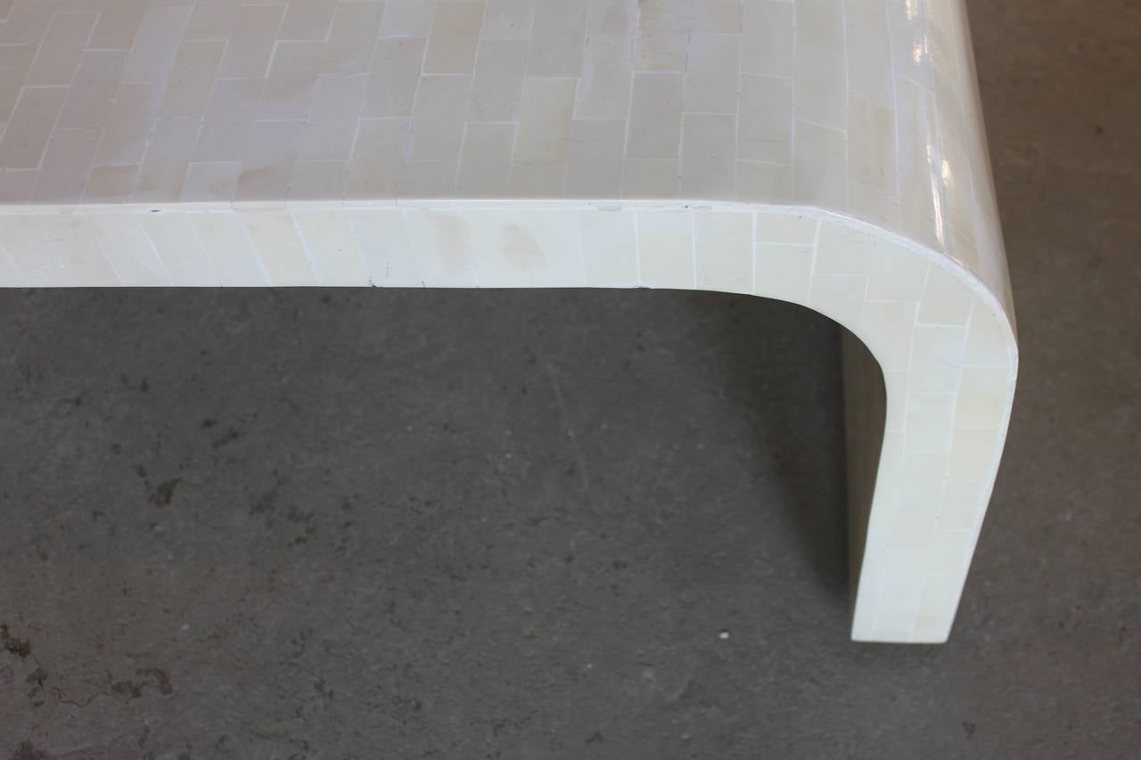 Inlaid Coffee Table Images 4ft Trestle